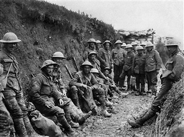 The Battle of the Somme - Royal Irish Rifles