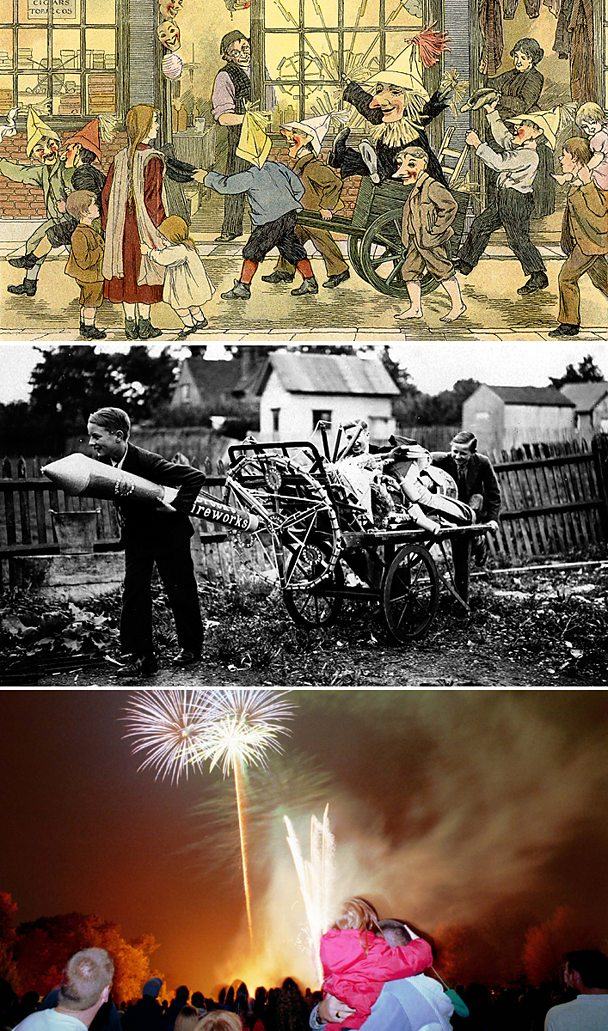 getty images guy fawkes celebrations