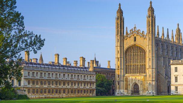 King's College, University of Cambridge.
