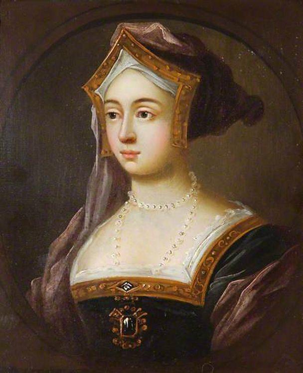 Jane Seymour (1509–1537) by British (English) School