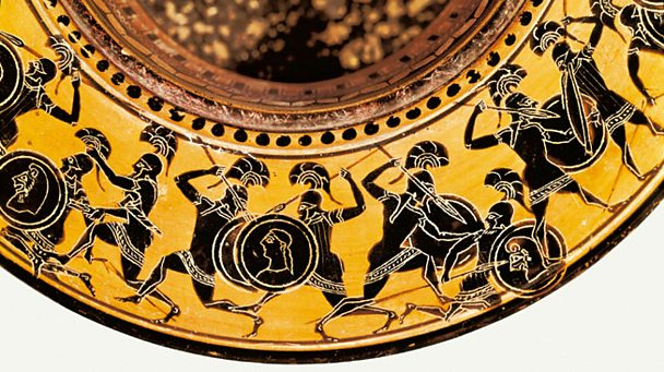 ancient greek and persian culture dating