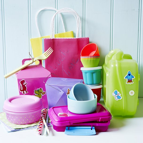 Fun Lunch Boxes Ideas