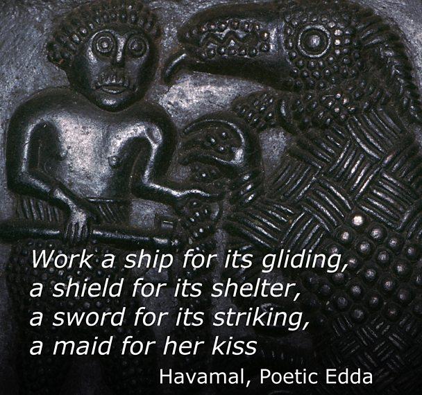 Viking poetry