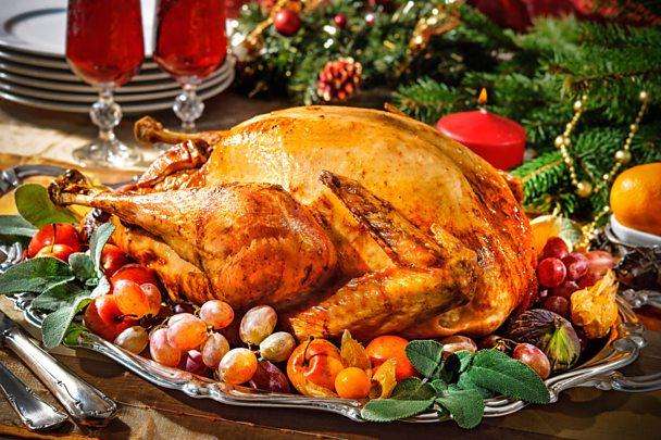 Christmas dinner is getting cheaper
