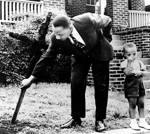 Martin Luther King 1960s