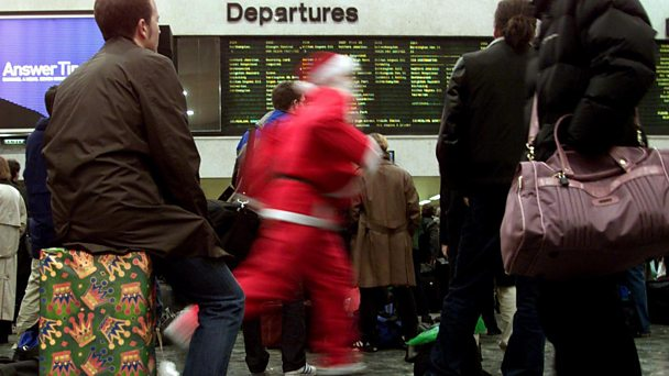 Christmas travelling
