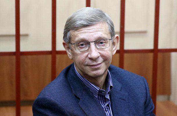 AFK Sistema CEO Vladimir Yevtushenkov
