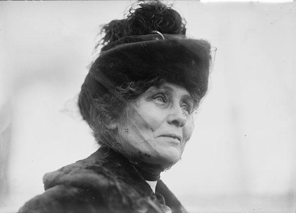 Image of Emmeline Pankhurst