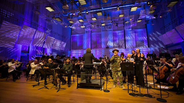 BBC Philharmonic Presents... Culture Club's Colour By Numbers
