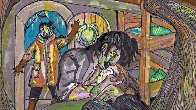 Frankenstein: Episode 10