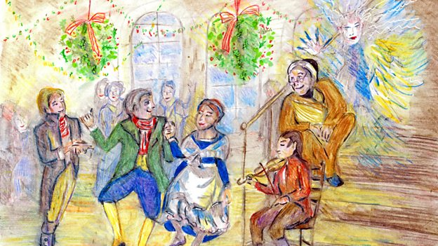 the three spirits of christmas A summary of stave two: the first of the three spirits in charles dickens's a christmas carol learn exactly what happened in this chapter, scene, or section of a christmas carol and what it.