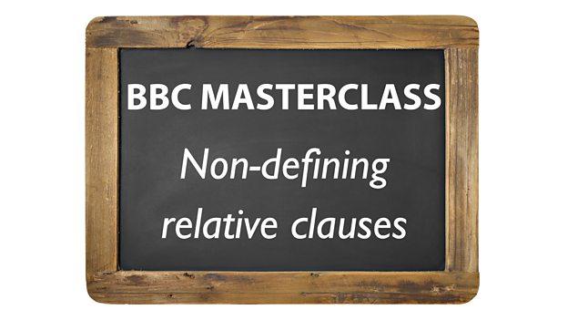 Bbc Learning English Course Towards Advanced Unit 1