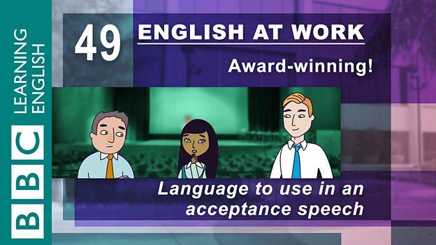 Bbc Learning English English At Work :: CONTOH TEKS