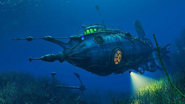 Drama: 20,000 Leagues Under the Sea