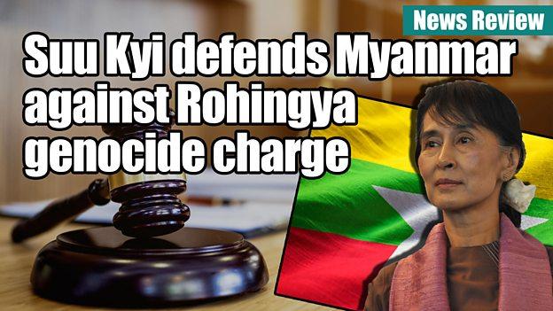 Rohingya genocide charge