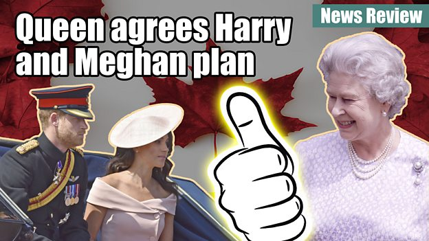 Harry, Meghan and the Queen