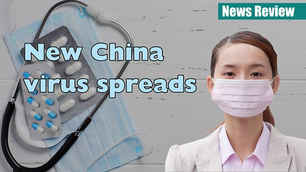 New China virus spreads