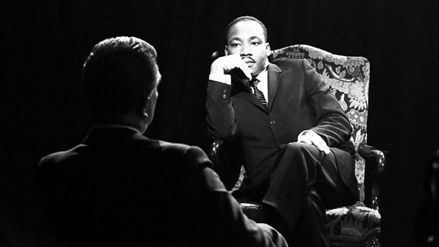 Face to Face: Dr Martin Luther King Jnr