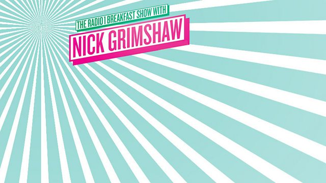 Nick Grimshaw background with full logo