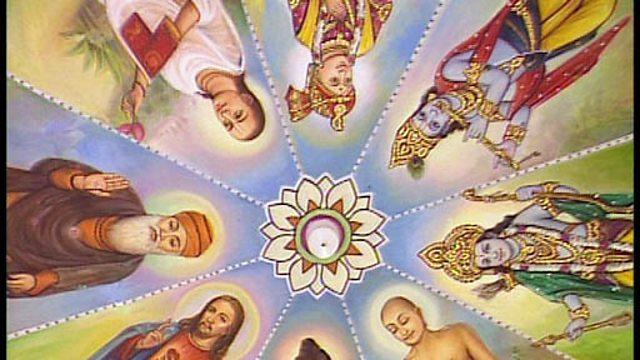 hindu religion Kunobai sini pai nki aie jon danobk anyone know who is he.