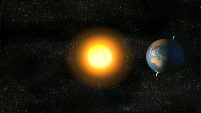 earth orbiting the sun animation - photo #9
