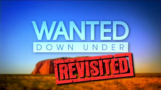 Image for Wanted Down Under Revisited