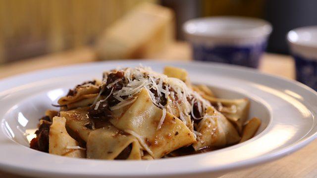 pappardelle pasta recipe bbc food