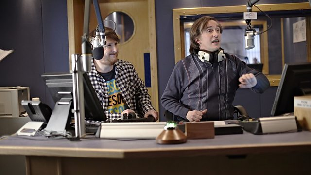 Alan Partridge: Alpha Papa interviews with Steve Coogan, Declan Lowney, Rob and Neil Gibbons