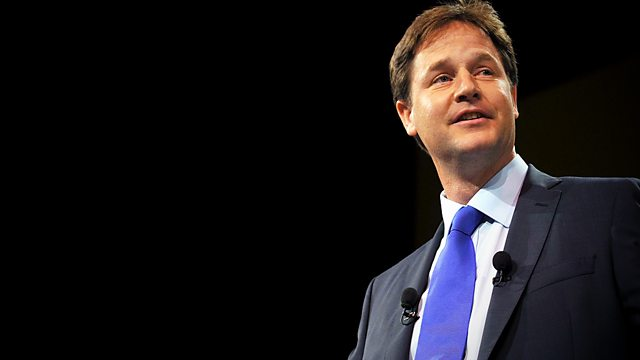 Rt Hon Nick Clegg MP