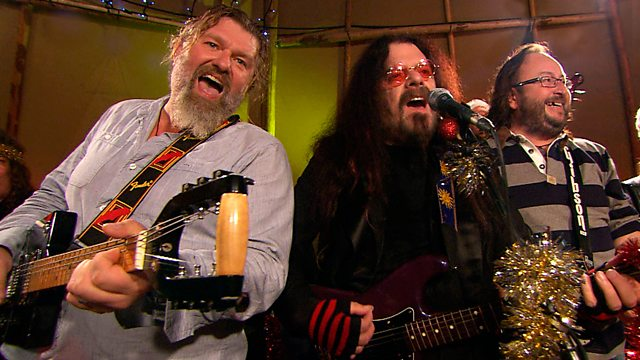 The Hairy Bikers' Christmas Party