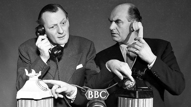 Richard Murdoch & Kenneth Horne