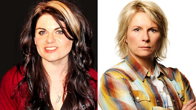 Image for Caitlin Moran talks to Jennifer Saunders
