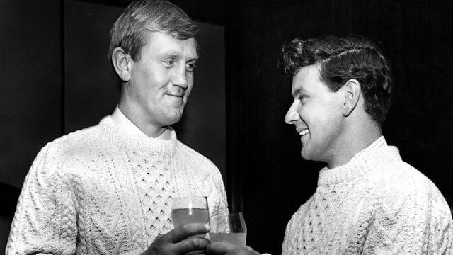 Captain John Ridgway & Sargeant Chay Blyth
