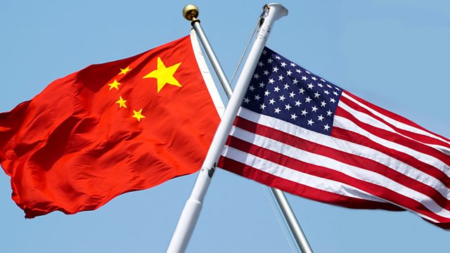 america and china relationship
