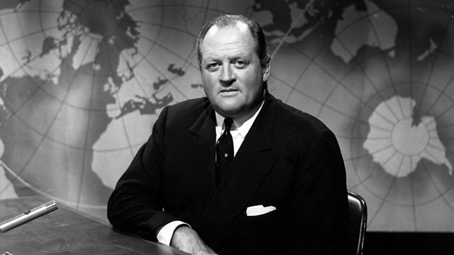 Richard dimbleby presents panorama in 1964