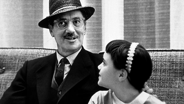 Image for Groucho Was My Father