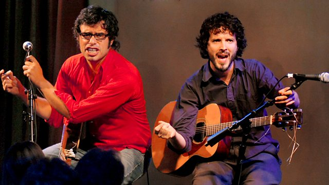 Image for The Flight of the Conchords