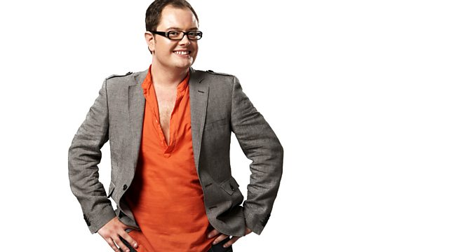 Image for Alan Carr's Comedy Outings