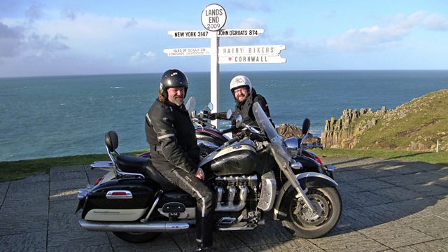 Image for The Hairy Bikers' Food Tour of Britain