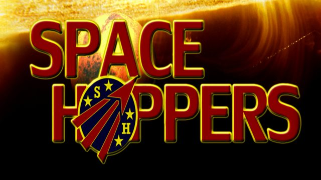 Image for Space Hoppers