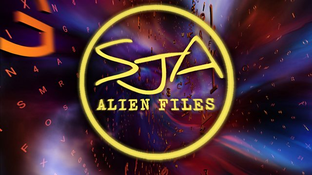 Image for Sarah Jane's Alien Files