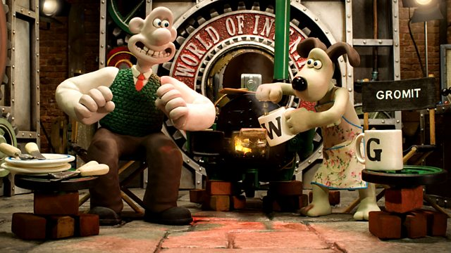 Image for Wallace & Gromit's World of Invention