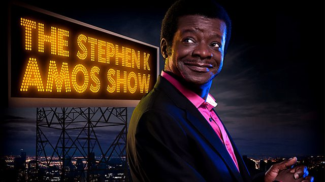Image for The Stephen K Amos Show