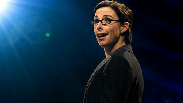 Image for Sue Perkins' Christmas Comedy Stocking