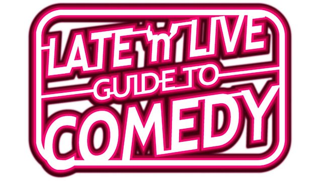 Image for Late 'n' Live Guide to Comedy