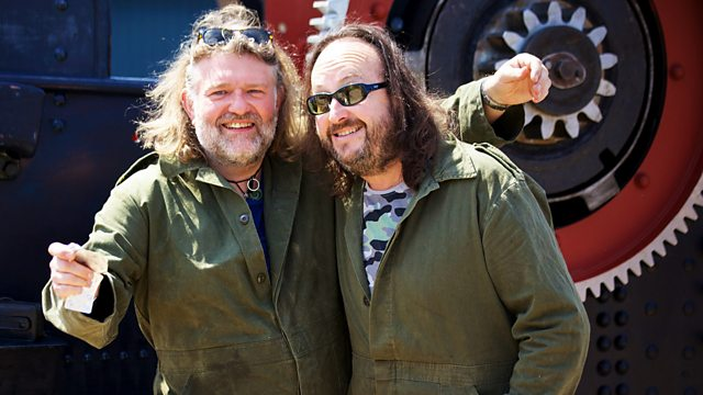 Image for The Hairy Bikers' Restoration Road Trip