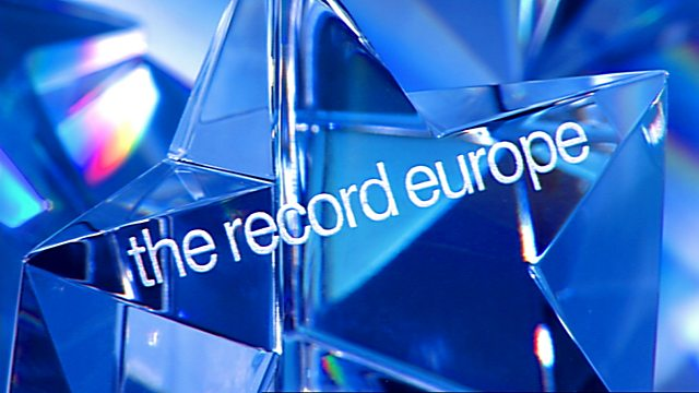Image for The Record Europe