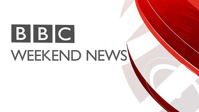Image for BBC Weekend News
