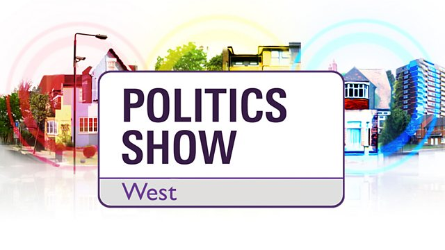 Image for The Politics Show West
