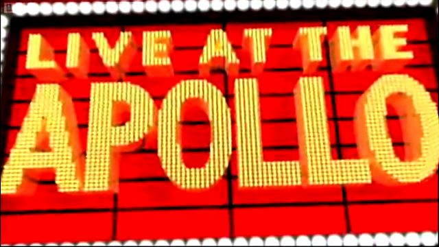 Image for Live at the Apollo